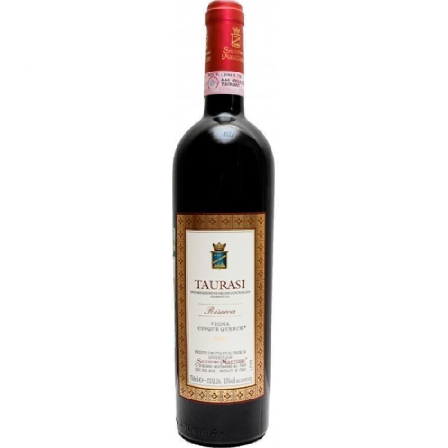 Taurasi Riserva Vigna 5 Querce Mixed Case by Molettieri NV