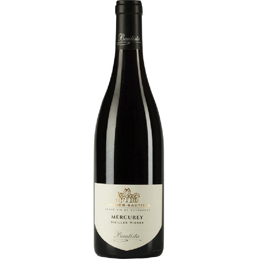 Mercurey Rouge Vieilles Vignes by Domaine Tupinier-Bautista 2018
