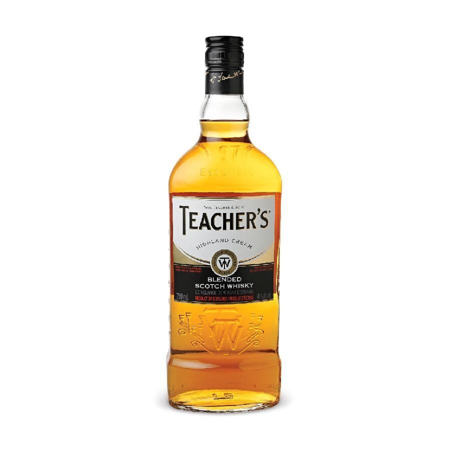 Teacher's Highland Scotch Whisky 750mL