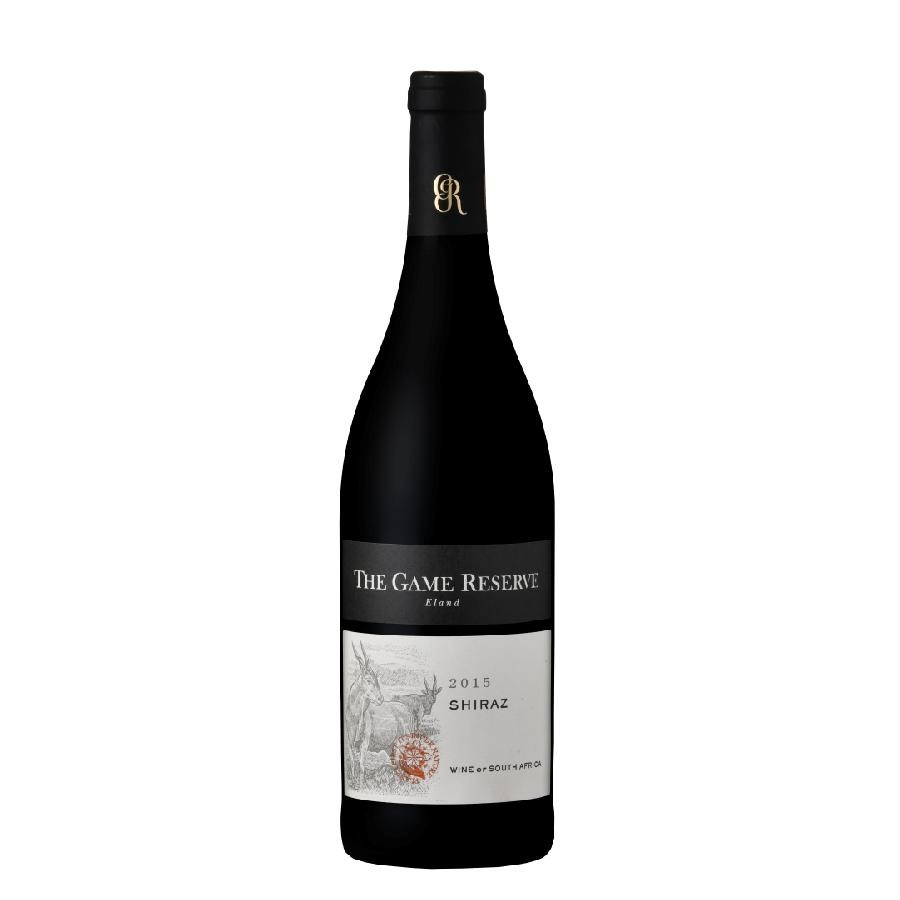 Game Reserve Shiraz by Rooiberg Winery 2016