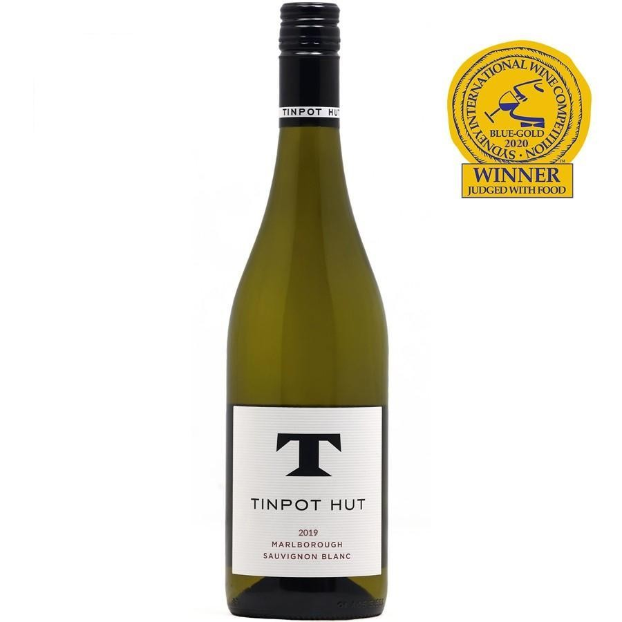 Malborough Sauvignon Blanc by Tinpot Hut 2019