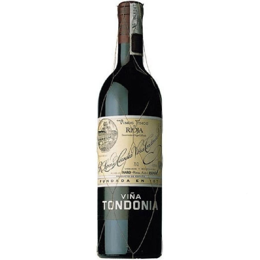 Viña Tondonia Rioja Reserva by Lopez de Heredia 2005