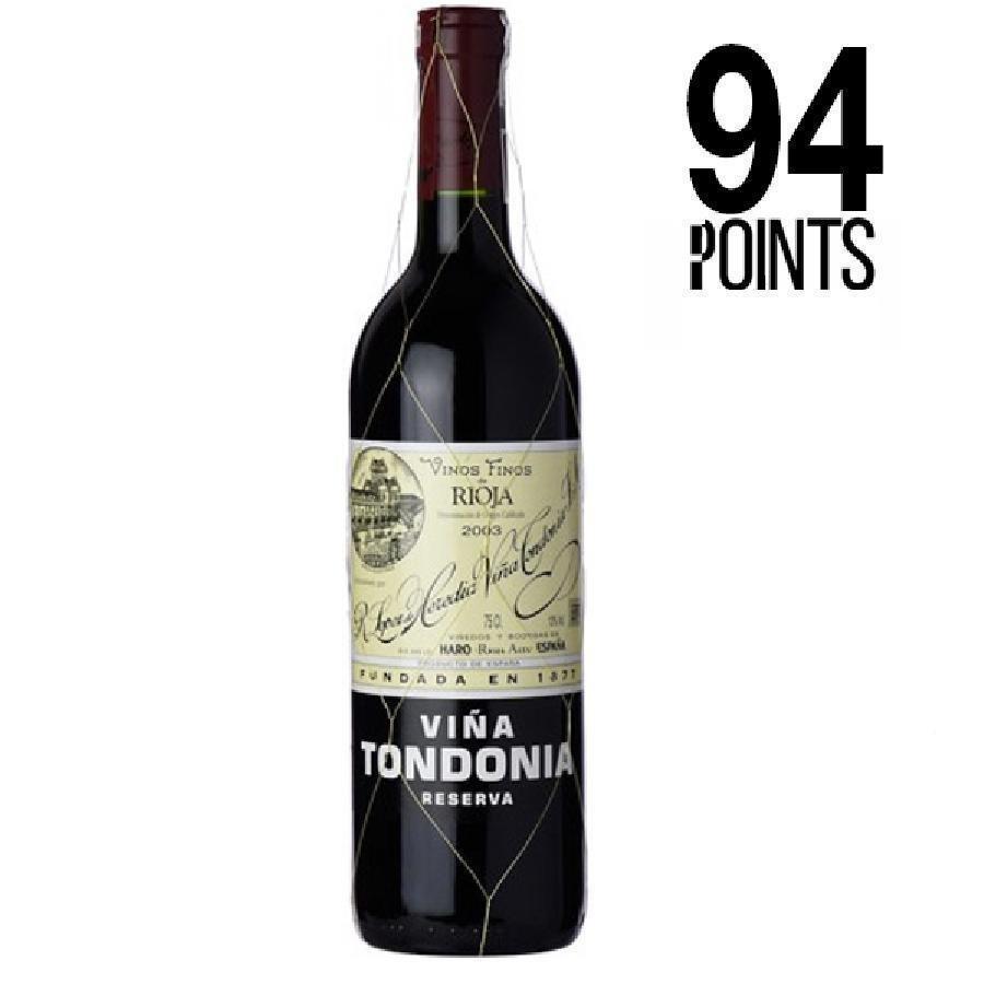 Viña Tondonia Rioja Reserva Magnum by Lopez de Heredia 2004