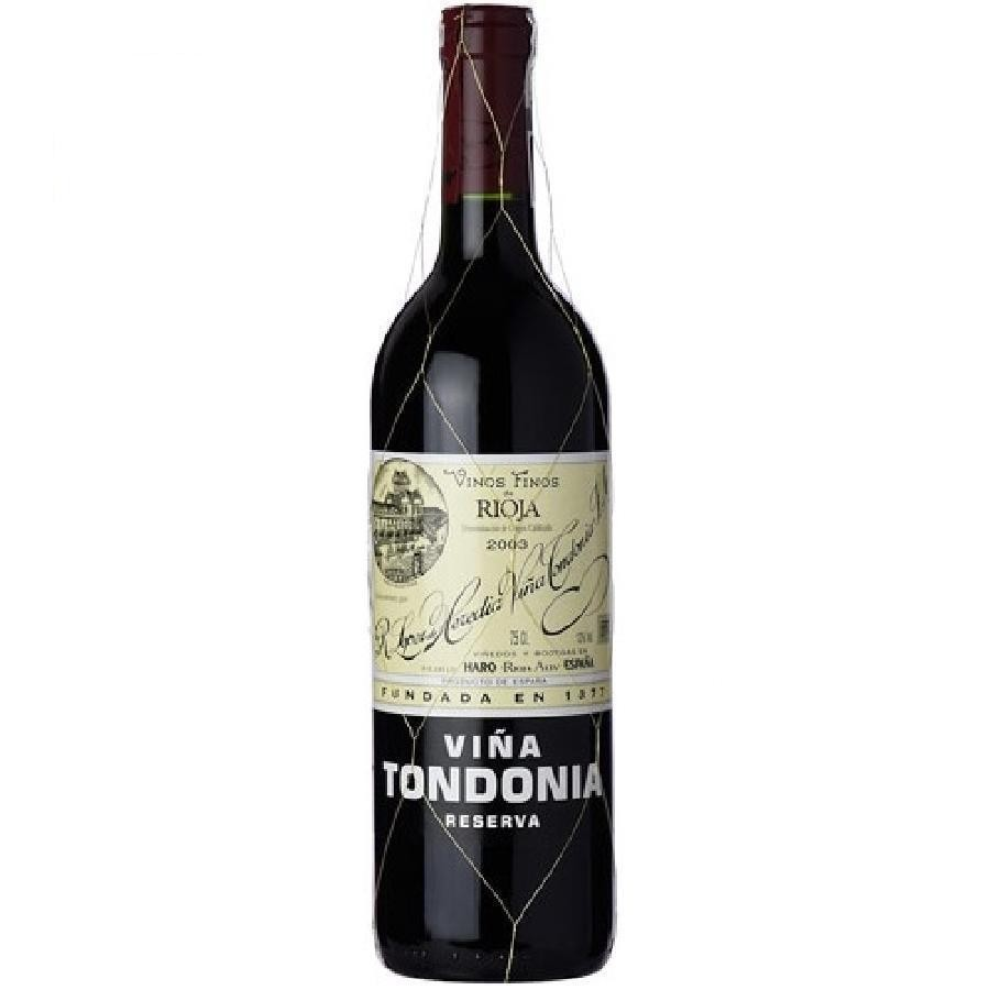 Viña Tondonia Rioja Reserva by Lopez de Heredia 2006