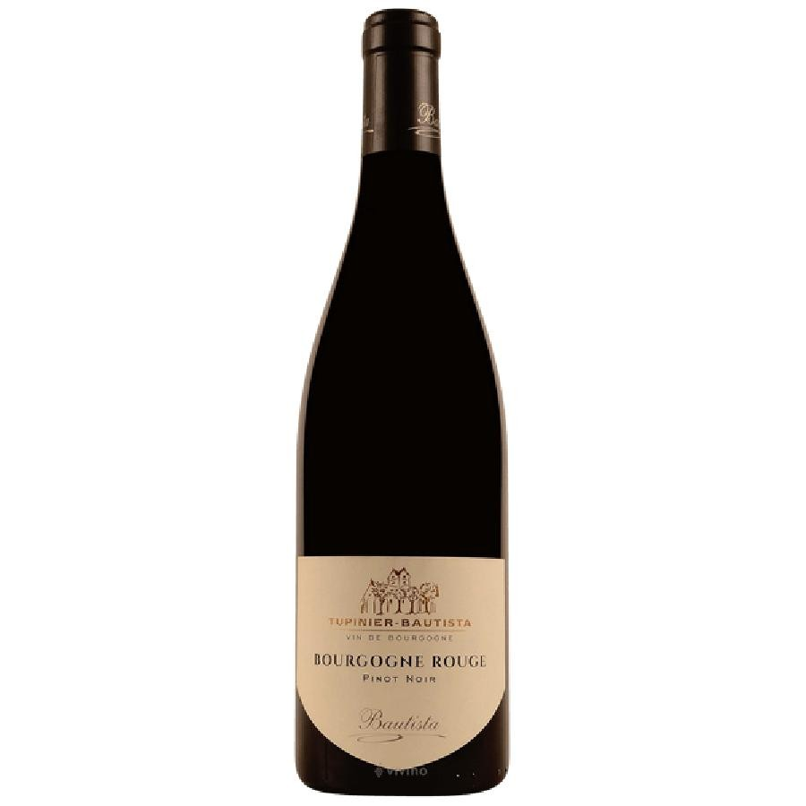 Bourgogne Rouge by Domaine Tupinier-Bautista 2019
