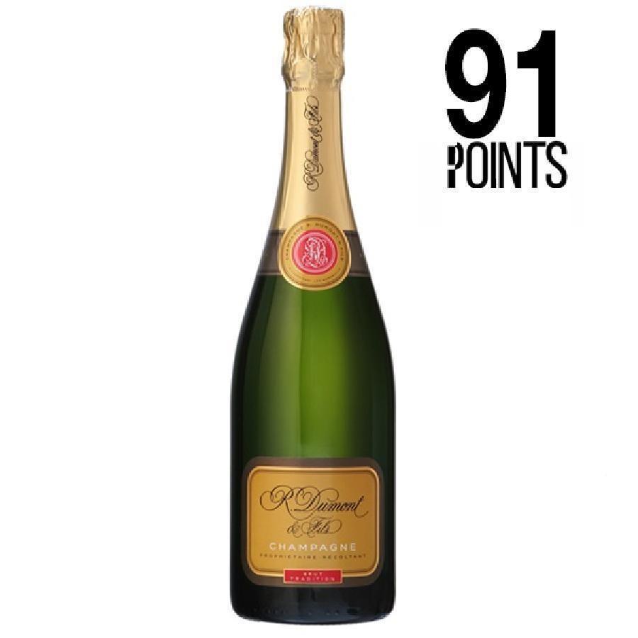 Champagne Brut Tradition by R. Dumont et Fils N/V
