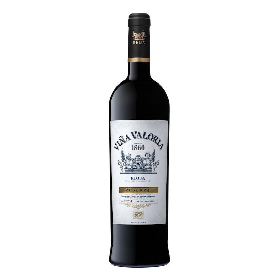 Rioja Reserva by Bodegas Valoria 2014