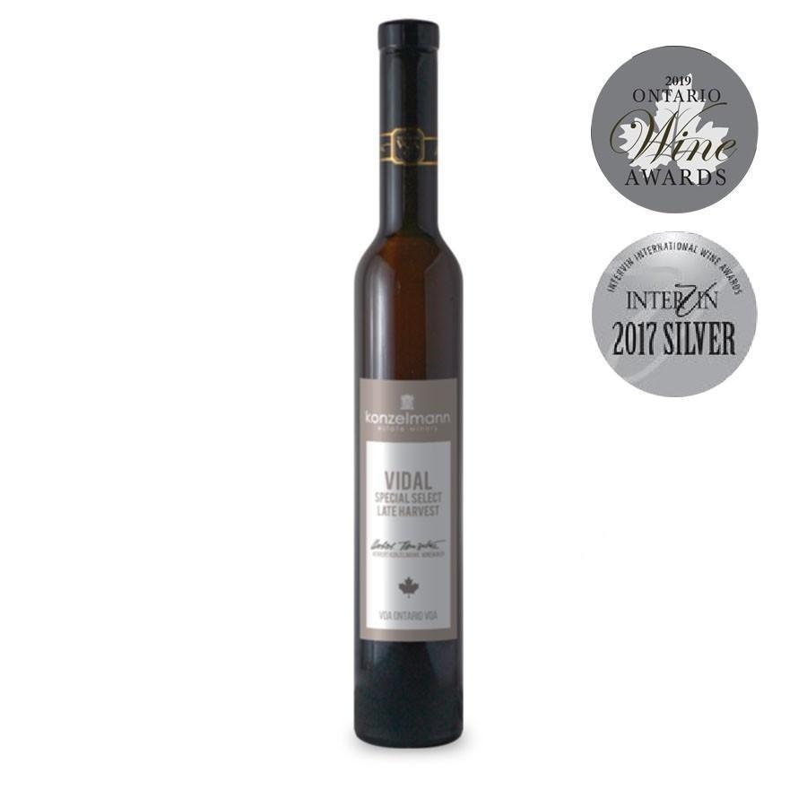 Vidal Special Select Late Harvest Icewine VQA (375ml) by Konzelmann Estate Winery 2018