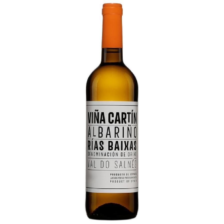 Alabarino Rias Biaxas by Vina Cartin 2019