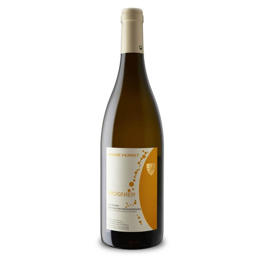 Viognier Collines Rhodaniennes by Andre Perret 2016