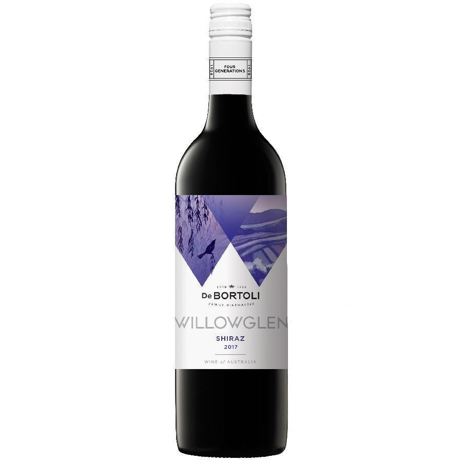 Willowglen Shiraz by De Bortoli 2018