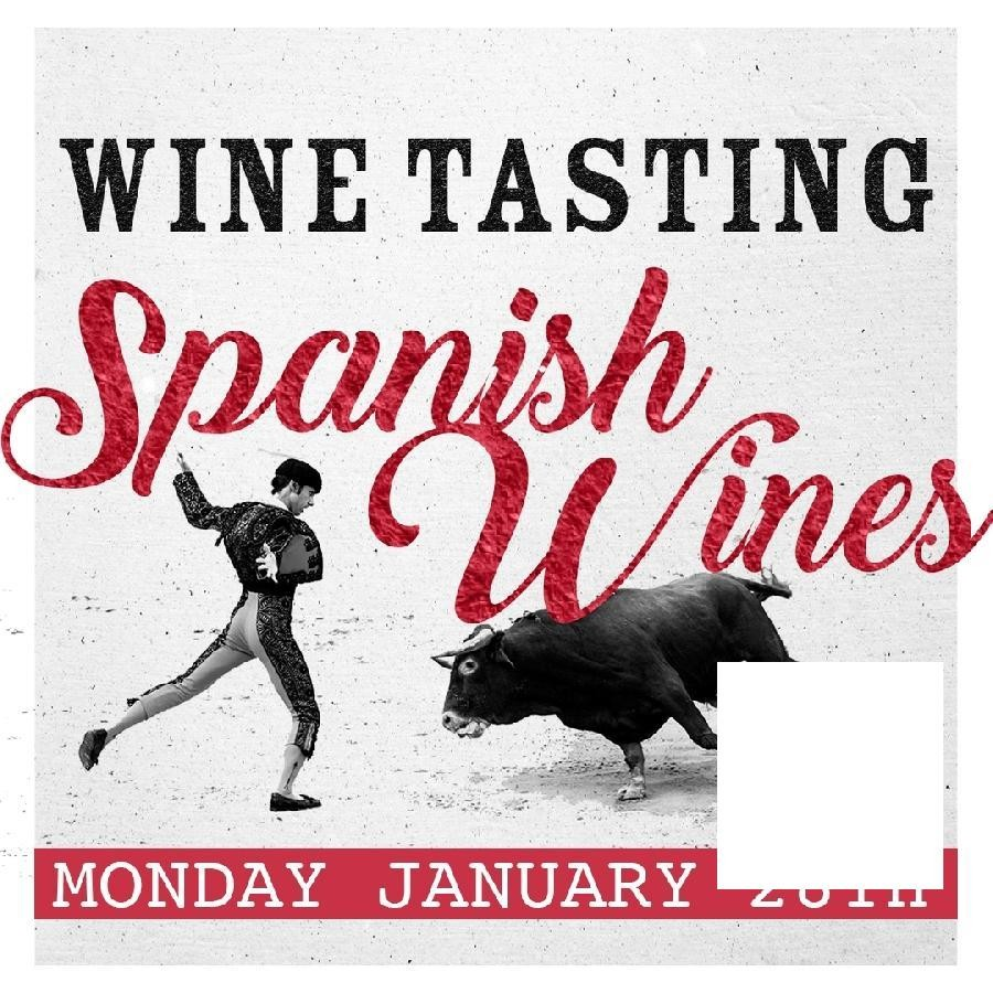 The Spanish Wine Society: Wine Tasting at The Peacock Public House Toronto - General Admission (Jan 28, 2018)