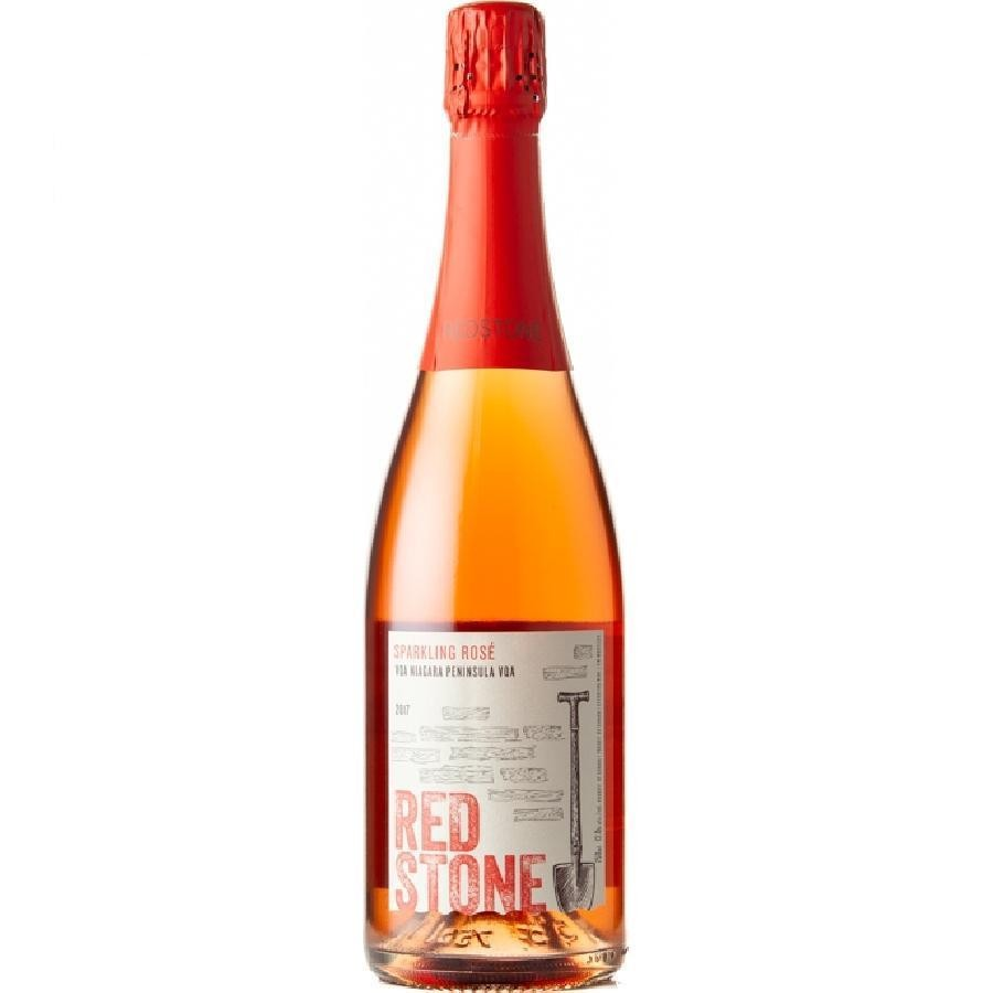 Sparkling Rose Pinot Noir by Redstone Winery 2017