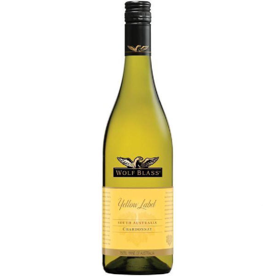 Yellow Label Chardonnay by Wolf Blass