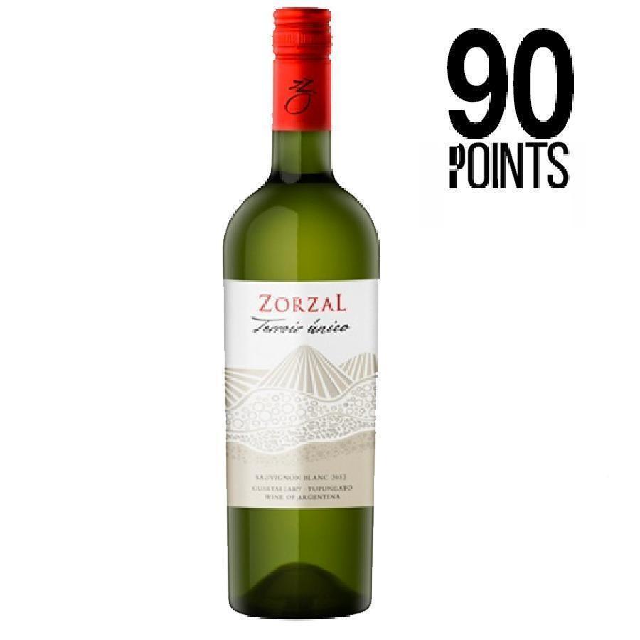 Terroir Unico Sauvignon Blanc by Zorzal 2015