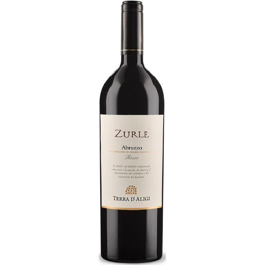 Zurle Abruzzo Rosso by Terra d'Aligi 2014