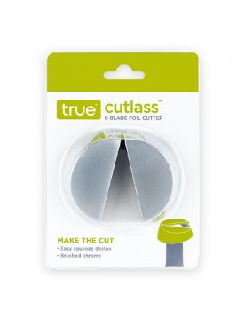 Cutlass™ 6-Blade Foil Cutter - gold