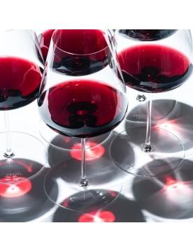 Grassl 'Cru' Hand-Blown Wine Glass (1 per pack) by Glassl Glass