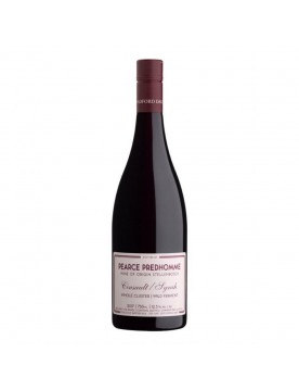 Cinsault Syrah Whole Cluster Wild Ferment Stellenbosch by Pearce Predhomme 2018