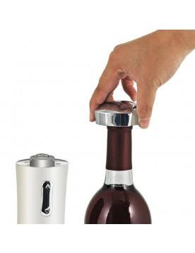 Silver Lux™  Electric Corkscrew