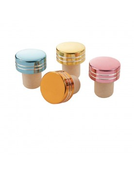 Electric Bottle Stoppers In Assorted Colors by True