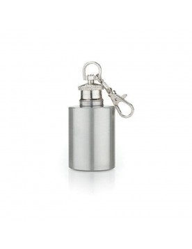 Keychain Flask by True Fabrications