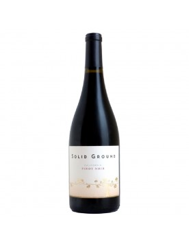 Pinot Noir by Solid Ground 2018