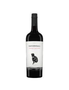 Cabernet Sauvignon California by Cannonball 2018