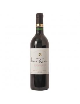 Bordeaux Superieur by Chateau Haut Rozier 2016