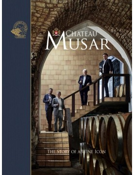 Chateau Musar: Story of a Wine Icon Edition by Susan Keevil