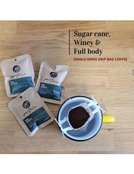 Inga Aponte Rescue Pack 12-Pack Drip Bag Coffee