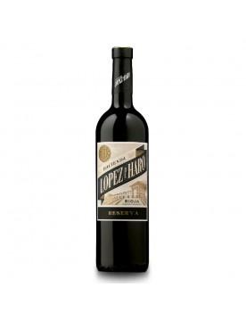 Lopez de Haro Rioja Reserva by Bodega Classica 2015
