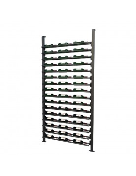 Frontenac Modular Wine Storage Rack 48 Bottle Capacity (Easy Self Assembly) by La Vieille Garde