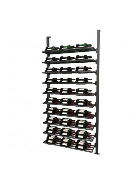 Frontenac Modular Wine Storage Rack 150 Bottle Capacity (Easy Self Assembly) by La Vieille Garde