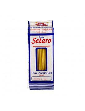 Bucatini Lunghi Pasta 1kg by Pasta Setaro