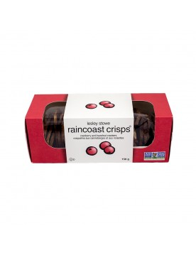 Cranberry and Hazelnut Raincoast Crisps by Lesley Stowe