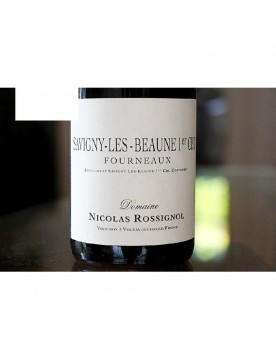 Savigny Les Beaune 1er cru Fourneaux by Nicolas Rossignol 2015