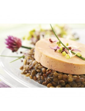 Rougié Foie Gras Mousse With Truffles Product of Quebec Canada (320g)