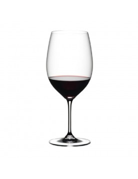 Vinum Bordeaux Grand Cru Glass by Riedel (8 pack)