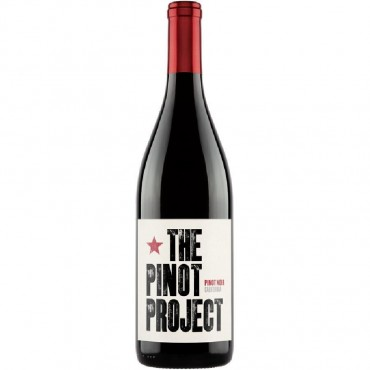 Pinot Noir California by The Pinot Project 2019