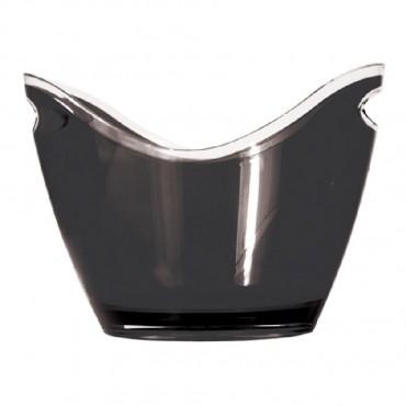 Swoop Modern Ice Bucket by True