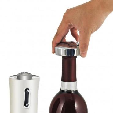Silver Lux™  Electric Corkscrew