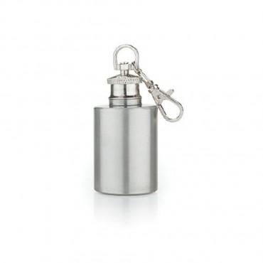 Keychain Flask by True Fabrications