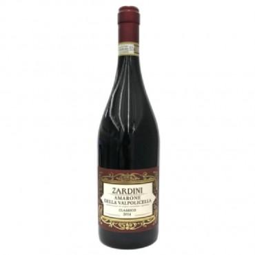 Amarone della Valpolicella Classico DOCG by Zardini 2015