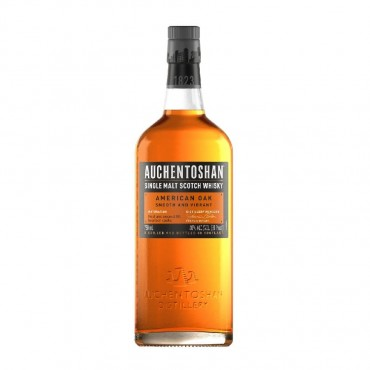 Auchentoshan American Oak Single Malt Scotch Whisky 750mL