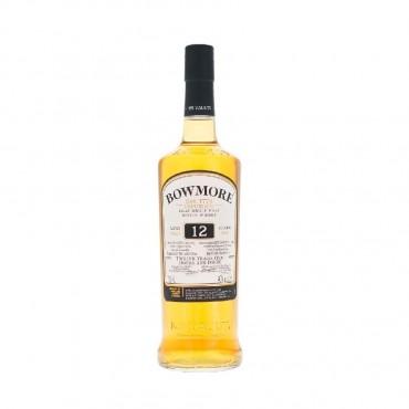 Bowmore 12 Year Old Islay Single Malt Whisky 750mL