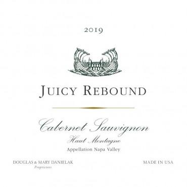 Cabernet Sauvignon Haute Montagne Napa Valley by Juicy Rebound 2019