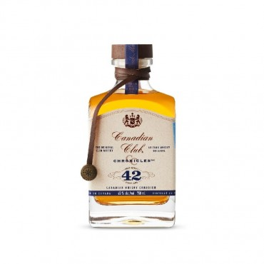 Canadian Club 42 Year Old Chronicles Issue No.2 750mL