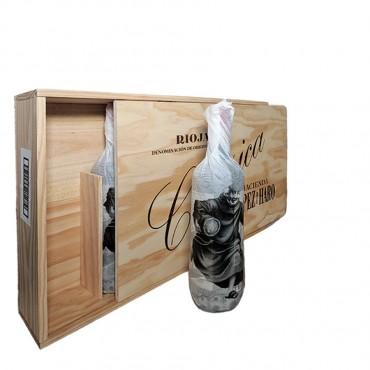 Classica Hacienda Lopez de Haro Rioja Gran Reserva Tinto 2001 (OWC)