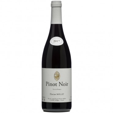 Pinot Noir by Florian Mollet-Domaine Roc de L'Abbaye 2019